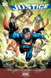 YKY - Justice League (Yeni 52) Cilt 6 Injustice League