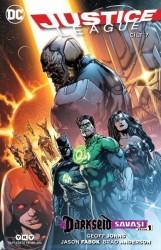 YKY - Justice League (Yeni 52) Cilt 7 Darkseid Savaşı Bölüm 1