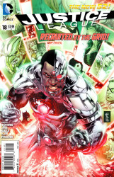 DC - Justice League New 52 # 18