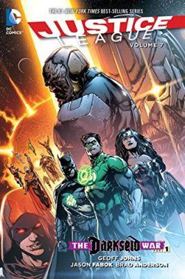 Justice League (New 52) Vol 7 The Darkseid War Part 1 TPB