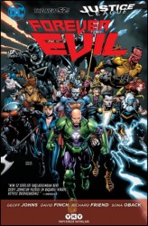 YKY - Justice League (Yeni 52) Forever Evil