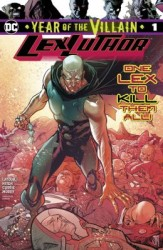 DC - Lex Luthor Year Of The Villain # 1