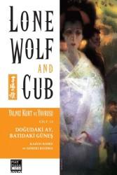 Marmara Çizgi - Lone Wolf And Cub - Yalnız Kurt Ve Yavrusu Cilt 13 Doğudaki Ay Batıdaki Güneş