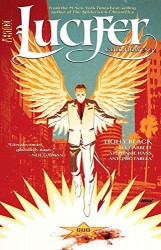 Vertigo - Lucifer Vol 1 Cold Heaven TPB