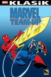Büyülü Çizgi Roman - Marvel Team-Up Klasik Cilt 10
