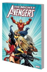 Marvel - Mighty Avengers by Bendis Complete Collection TPB