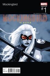 Marvel - Mockingbird # 1 Dekal Hip Hop Variant