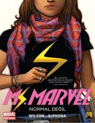 Arkabahçe - Ms Marvel Cilt 1 Normal Değil