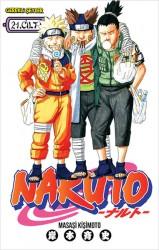 Gerekli Şeyler - Naruto Cilt 21