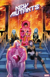 Marvel - New Mutants # 6