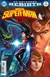 DC - New Super-Man #3 Variant