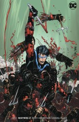 DC - Nightwing # 47 Variant
