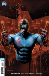 DC - Nightwing # 58 Variant