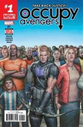Marvel - Occupy Avengers # 1