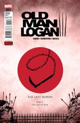 Marvel - Old Man Logan # 11