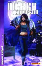 Dynamite - Patricia Briggs Mercy Thompson Moon Called Vol 1 TPB