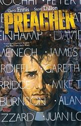 Vertigo - Preacher Book Five TPB