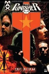 Marmara Çizgi - Punisher Max Cilt 7 Taş Adam