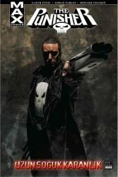 Marmara Çizgi - Punisher Max Cilt 9 Uzun Soğuk Karanlık