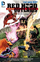 DC - Red Hood And The Outlaws (New 52) Vol 5 The Big Picture TPB