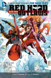 DC - Red Hood And The Outlaws (New 52) Vol 4 League of Assassins TPB