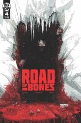 IDW - Road Of Bones # 4 A Cormack Cover