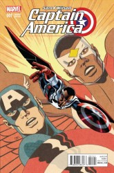 Marvel - Sam Wilson Captain America # 1 Cassaday Variant