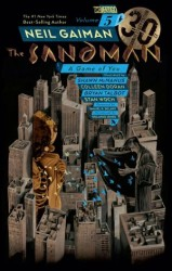Vertigo - Sandman Vol 5 A Game Of You 30th Anniversary Edition TPB