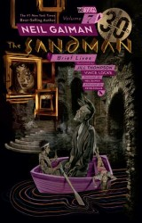 Vertigo - Sandman Vol 7 Brief Lives 30th Anniversary Edition TPB