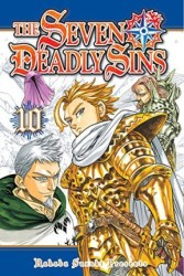 Kodansha - Seven Deadly Sins Vol 10 TPB