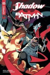 DC - Shadow Batman # 5 C Cover Derek Charm