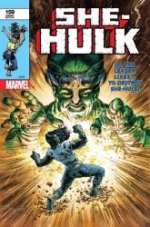 Marvel - She-Hulk # 159 Fegredo Lenticular Homage Variant