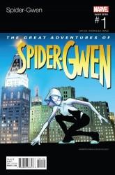 Marvel - Spider-Gwen #1 Ramos Hip Hop Variant