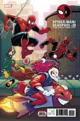 Marvel - Spider-Man/Deadpool # 20