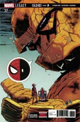 Marvel - Spider-Man/Deadpool # 32