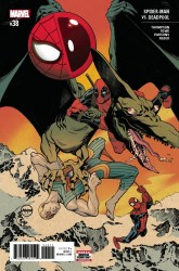 Marvel - Spider-Man Deadpool # 38