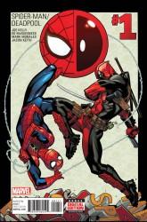 Marvel - Spider-Man Deadpool # 1