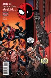 Marvel - Spider-Man Deadpool # 11