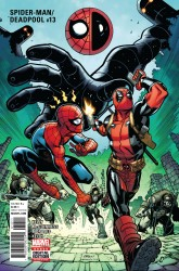 Marvel - Spider-Man/Deadpool # 13