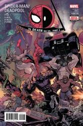 Marvel - Spider-Man Deadpool # 15