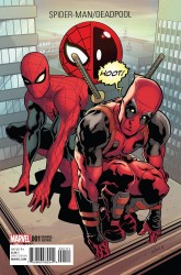 Marvel - Spider-Man/Deadpool # 1 Deadpool Variant