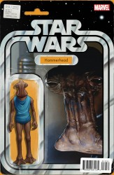 Marvel - Star Wars # 14 Action Figure Variant