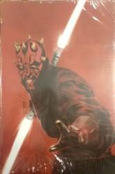 Çizgi Düşler - Star Wars Darth Maul Sayı 1 Virgin Kapak