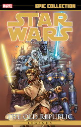 Marvel - Star Wars Legends Epic Collection The Old Republic Vol 1 TPB