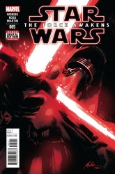 Marvel - Star Wars Force Awakens Adaptation # 5