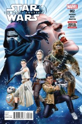 Marvel - Star Wars Force Awakens Adaptation #2