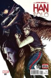 Marvel - Star Wars Han Solo # 1