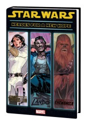 Marvel - Star Wars Heroes For New Hope HC