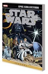 Marvel - Star Wars Legends Epic Collection Newspaper Strips Vol 1 TPB
