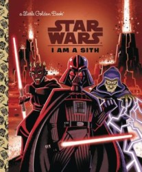 Marvel - Star Wars Little Golden Book I Am A Sith TPB